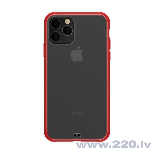 Devia Soft Elegant anti-shock case iPhone 11 Pro red