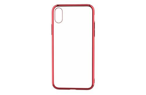 Devia Glitter soft case (TPU) iPhone XS Max (6.5) red