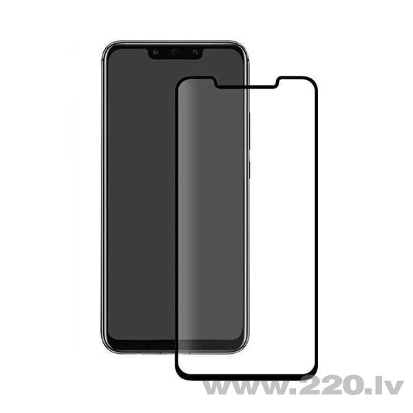 Devia Real Series 3D Curved Full Screen Explosion-proof Tempered Glass Mate20 black