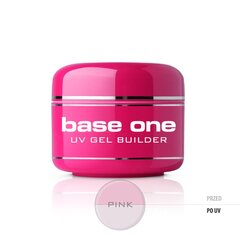 Bāzes gels nagiem Silcare Base One 15 g, Pink cena un informācija | Bāzes gels nagiem Silcare Base One 15 g, Pink | 220.lv