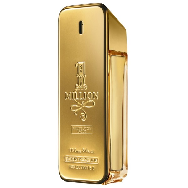 Духи Paco Rabanne 1 Million Absolutely Gold pp 100 мл цена и информация | Vīriešu smaržas | 220.lv