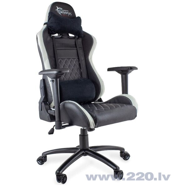 White Shark Gaming Chair Nitro GT Y-2625 black/white
