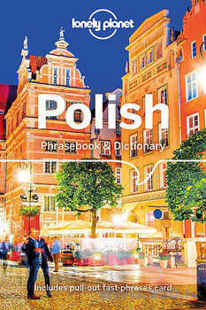 Lonely Planet Polish Phrasebook & Dictionary cena un informācija | Lonely Planet Polish Phrasebook & Dictionary | 220.lv