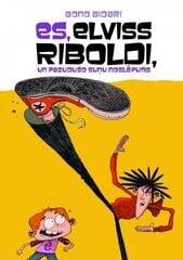 Es, Elviss Riboldi un pazudušo suņu noslēpums cena un informācija | Grāmatas pusaudžiem un jauniešiem | 220.lv