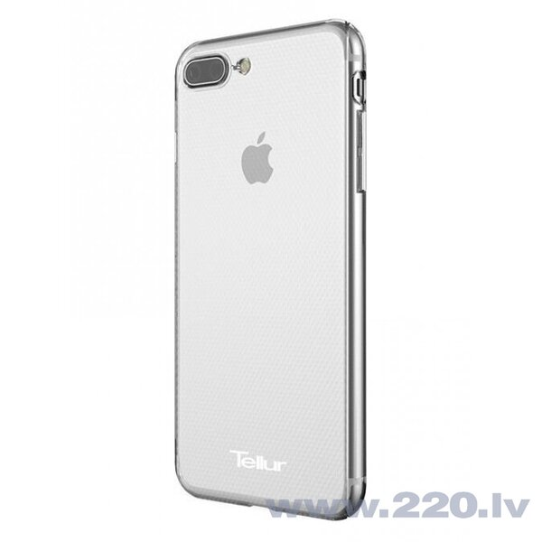 Tellur Cover Glass MAX for iPhone 8 Plus transparent cena