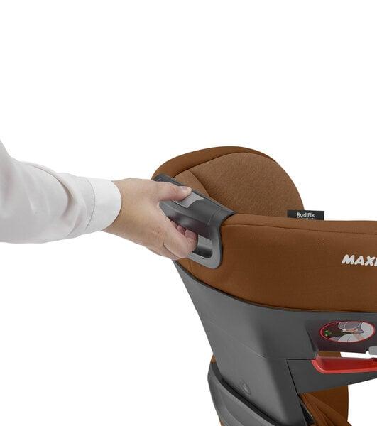 Maxi Cosi autokrēsliņš RodiFix AirProtect, 15-36 kg, Authentic cognac