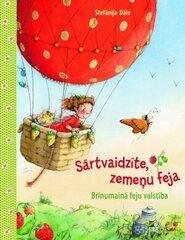 Sārtvaidzīte, zemeņu feja / Brīnumainā feju valstība cena un informācija | Grāmatas mazuļiem | 220.lv