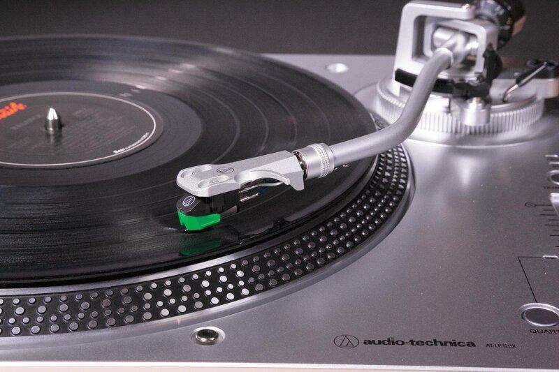 Audio-Technica AT-LP120X atsauksme