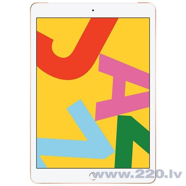 "Apple iPad 10.2"" Wi-Fi+4G 128GB, Zeltains, 7th gen, MW6G2HC/A internetā"