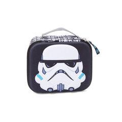 3D pusdienu kaste LEGO® Star Wars Stormtrooper cena un informācija | Skolas somas | 220.lv