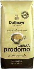 Kafijas pupiņas Dallmayr Crema Prodomo, 1kg cena un informācija | Kafija un tēja | 220.lv
