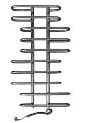 Elektriskais dvieļu žāvētājs Rosela Akord ar sildīšanas elementu, Matinis plientas, 650x1200 mm, 300W cena un informācija | Dvieļu žāvētāji | 220.lv