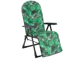 Krēsls Patio Galaxy Plus, zaļš/melns