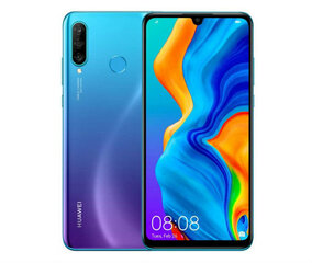 Huawei P30 Lite, 256 GB, Peacock Blue