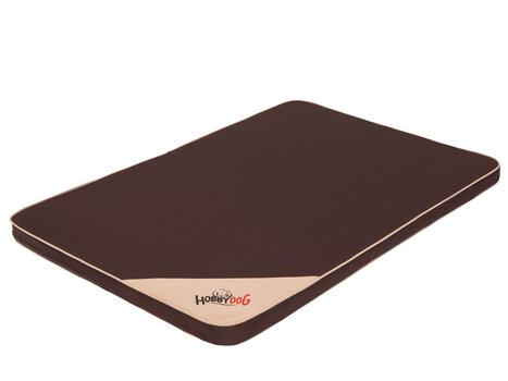 Hobbydog matracis L, 100x67 cm, brūns cena un informācija | Gultas, spilveni un būdas | 220.lv