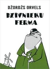 Dzīvnieku ferma cena un informācija | Romāni | 220.lv