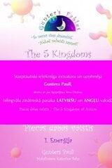 Piecas dabas valstis / The 5 Kingdoms of Nature cena un informācija | Grāmatas mazuļiem | 220.lv