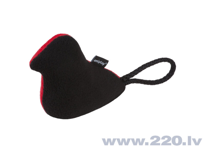 Amiplay rotaļlieta Bird Red/black cena