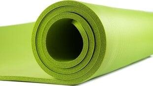 Sporta paklājs Zipro NBR 180x60x1 cm, zaļš cena un informācija | Vingrošanas paklāji | 220.lv