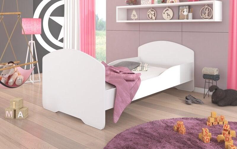 Bērnu gulta ADRK Furniture Pepe 164, 160x80cm