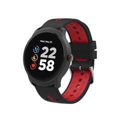Canyon CNS-SW81BR, Black/Red цена и информация | Смарт-часы (smartwatch) | 220.lv