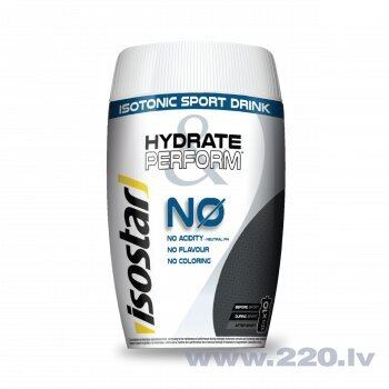 Isostar pulveris Hydrate & Perform Neutral 400g