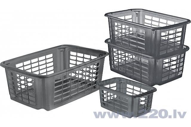 Grozs ROTHO REVERSO 4.5L, melns