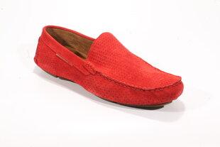 BADURA ādas mokasīni cena un informācija | Vīriešu kurpes, zābaki | 220.lv
