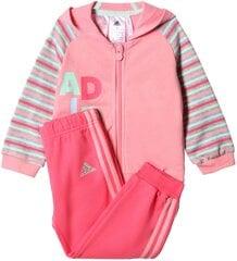 Sporta tērps meitenēm Adidas I J Collegiate
