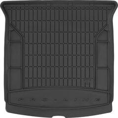 Gumijas bagāžnieka paklājs Proline SKODA KODIAQ (7 vietas, bez sānu nišas) 2016-2020 (Ar nodalījumiem priekšmetiem) cena un informācija | Bagāžnieka paklājiņi pēc auto modeļiem | 220.lv
