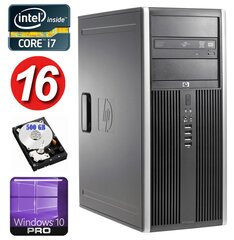 HP 8100 Elite MT i7-860 16GB 500GB NVS450 DVD WIN10Pro cena un informācija | HP 8100 Elite MT i7-860 16GB 500GB NVS450 DVD WIN10Pro | 220.lv