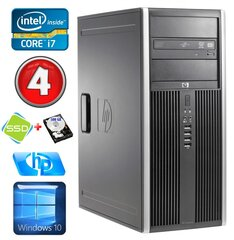 HP 8100 Elite MT i7-860 4GB 120SSD+500GB NVS450 DVD WIN10 cena un informācija | HP 8100 Elite MT i7-860 4GB 120SSD+500GB NVS450 DVD WIN10 | 220.lv