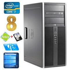HP 8100 Elite MT i7-860 8GB 120SSD+500GB NVS450 DVD WIN10 cena un informācija | HP 8100 Elite MT i7-860 8GB 120SSD+500GB NVS450 DVD WIN10 | 220.lv