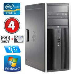 HP 8100 Elite MT i7-860 4GB 240SSD+1TB NVS450 DVD WIN7Pro cena un informācija | HP 8100 Elite MT i7-860 4GB 240SSD+1TB NVS450 DVD WIN7Pro | 220.lv