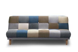 Dīvāns NORE Victor, krāsains cena un informācija | Dīvāni | 220.lv