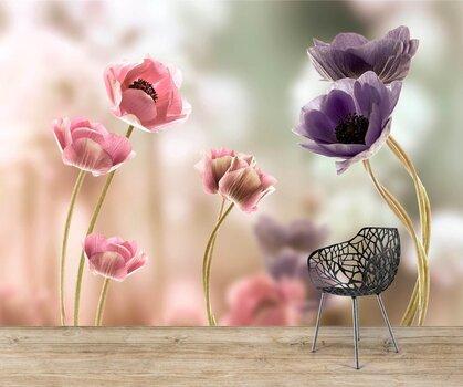 Fototapetes Ziedu maģija cena un informācija | Fototapetes | 220.lv