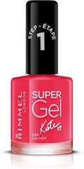 Nagu laka Rimmel London Super Gel By Kate 12 ml, 034 Hip Hop