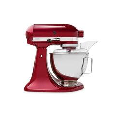 KitchenAid Classic mikseris 4,3L 5KSM45EGD (Grenadine) cena un informācija | Virtuves kombaini | 220.lv