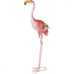 Dārza dekors Flamingo, 44x18,5x104 cm cena un informācija | Dārza dekori | 220.lv