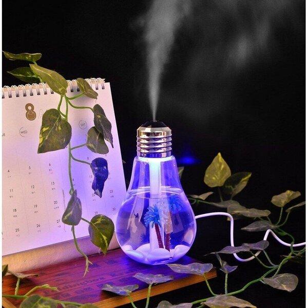 Gaisa mitrinātājs Spuldze cena un informācija | Gaisa mitrinātāji un attīrītāji | 220.lv