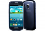 Mobilais telefons Samsung i8190 Galaxy SIII Mini 8GB Metallic Blue (Zils)