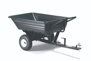 Dārza traktora piekabe Villager Combi Cart cena un informācija | Dārza traktori | 220.lv