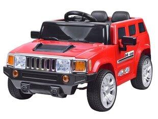 Divvietīgs elektromobilis Hummer velocity, sarkans cena un informācija | Divvietīgs elektromobilis Hummer velocity, sarkans | 220.lv