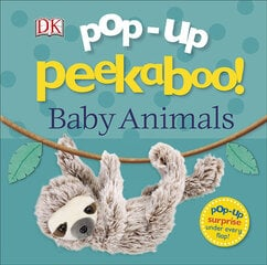 Pop-Up Peekaboo! Baby Animals цена и информация | Pop-Up Peekaboo! Baby Animals | 220.lv