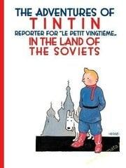 Tintin in the Land of the Soviets cena un informācija | Grāmatas bērniem | 220.lv