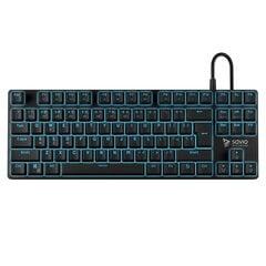 Savio Tempest RX Blue cena un informācija | Klaviatūras | 220.lv