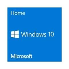 Microsoft Windows 10 Home 32/64bit EN (HAJ-00055) cena un informācija | Operētājsistēmas | 220.lv