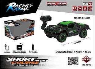 Radiovadāms automašīnas modelis Brimarex, 1582423 cena un informācija | Rotaļlietas zēniem | 220.lv