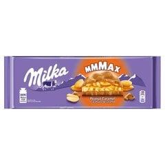 Piena šokolāde MILKA ar zemesriekstiem un karameli, 276g cena un informācija | Piena šokolāde MILKA ar zemesriekstiem un karameli, 276g | 220.lv