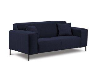 Dīvāns Cosmopolitan Design Seville 2S, zils cena un informācija | Dīvāni | 220.lv